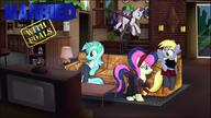 Bon_Bon Derpy Lyra My_Little_Pony Spike rarity // 1920x1080 // 178.5KB