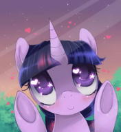 My_Little_Pony Twilight_Sparkle // 500x547 // 24.8KB