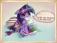 My_Little_Pony Twilight_Sparkle // 900x675 // 81.7KB