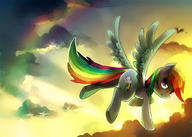 My_Little_Pony Rainbow_Dash // 1024x732 // 65.2KB