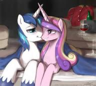 Cadence My_Little_Pony Prince_Charming // 900x810 // 52.9KB
