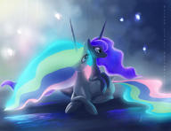 Celestia Luna My_Little_Pony // 1024x791 // 94.0KB