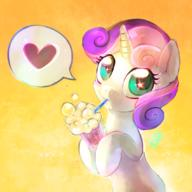 My_Little_Pony Sweetie_Belle // 850x850 // 1.3MB
